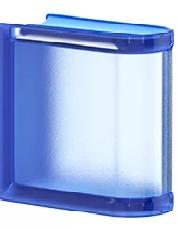 Mini Blueberry Linear End lezáró üvegtégla