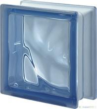 Pegasus Blue Q19 O ENERGY SAVING-1,1 K értékű hőszigetelt üvegtégla