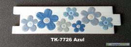 TK-7726 Azul csempedekor-listelo