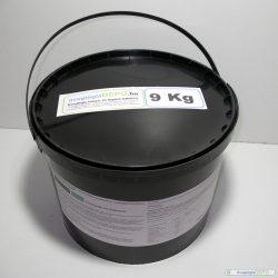 Üvegtégla ragsztó / WEBER 9 kg / fehér színű
