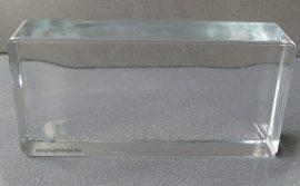 Vetropieno Clear Rettangolare