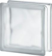 Clear 1919/8 Wave Sahara 2S Energy Saving  - Hőszigetelt üvegtégla 1,5 K értékű