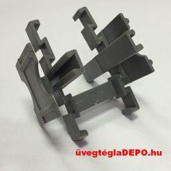 10mm es üvegtégla távtartó 5cm vastag üvegtéglához