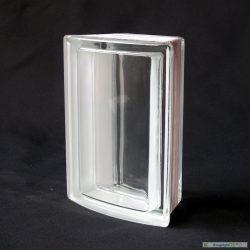 Clear Clearview 45 fokos íves sarok üvegtégla
