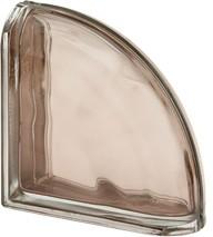 New Color TortoraTer  Curved O met lezáró üvegtégla