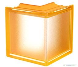 Mini Apricot Corner EC sarok üvegtégla