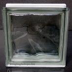 Clear 1919/8 Wave Energy Saving - Hőszigetelt üvegtégla 1,5 K értékű