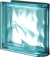 Pegasus Aquamarin Ter Linear O met lezáró üvegtégla