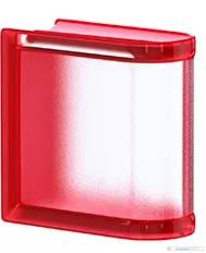 Mini Cherry Linear End lezáró üvegtégla