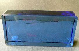 Vetropieno Blue Rettangolare