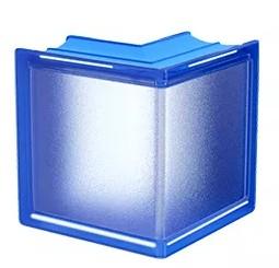Mini Blueberry Corner EC sarok üvegtégla