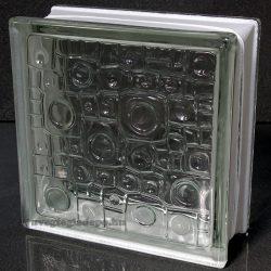Clear 1919/8 Sponge üvegtégla