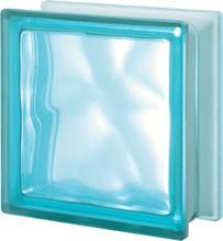 Pegasus Aquamarine Q19 O Sat 1 Side üvegtégla