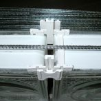 Üvegtégla merevítő vasalat 110cm