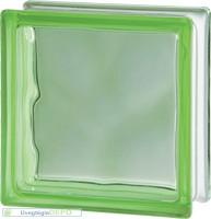 Green 1919/8 Wave üvegtégla
