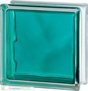 Brilly Turquoise 1919/8 Wave üvegtégla