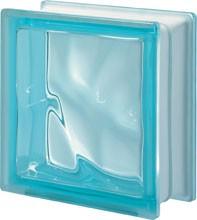 Pegasus Aquamarine Q19 O ENERGY SAVING-1,1 K értékű hőszigetelt üvegtégla