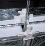 Üvegtégla merevítő vasalat 230cm