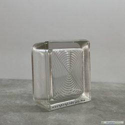 B1414/5 Circles járható üvegtégla