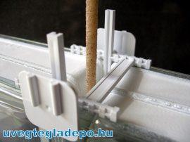 Roxor üvegszálas merevítő rúd 300 cm